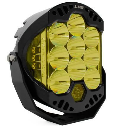 LED Light Pods High Speed Spot Pattern Amber LP9 Racer Edition Series Baja Designs