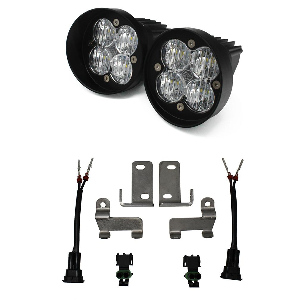 Toyota LED Light Kit Clear Lens Tacoma/Tundra/4Runner Squadron Sport WC Baja Designs
