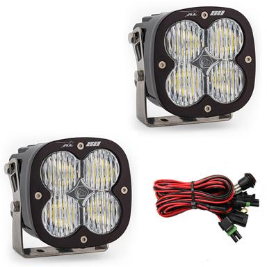LED Light Pods Wide Cornering Pattern Pair XL80 Series Baja Designs
