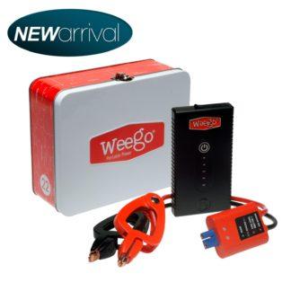 Portable Jump Starter No Flashlight Jump Starter 22s Weego