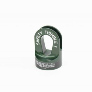 Safety Thimble I Winch Safety Thimble Thimble Green TRE-Tactical Recovery Equipment