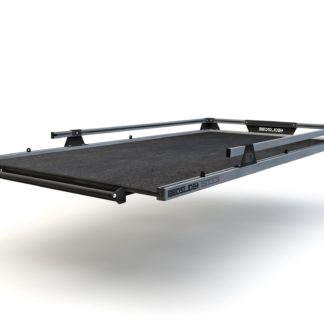 BedSLIDE 5 FT Toyota Tacoma 5 1 FT Chevy Colorado/Canyon 75 Percent Ext 1500lbs CONTRACTOR 58X39 Inch