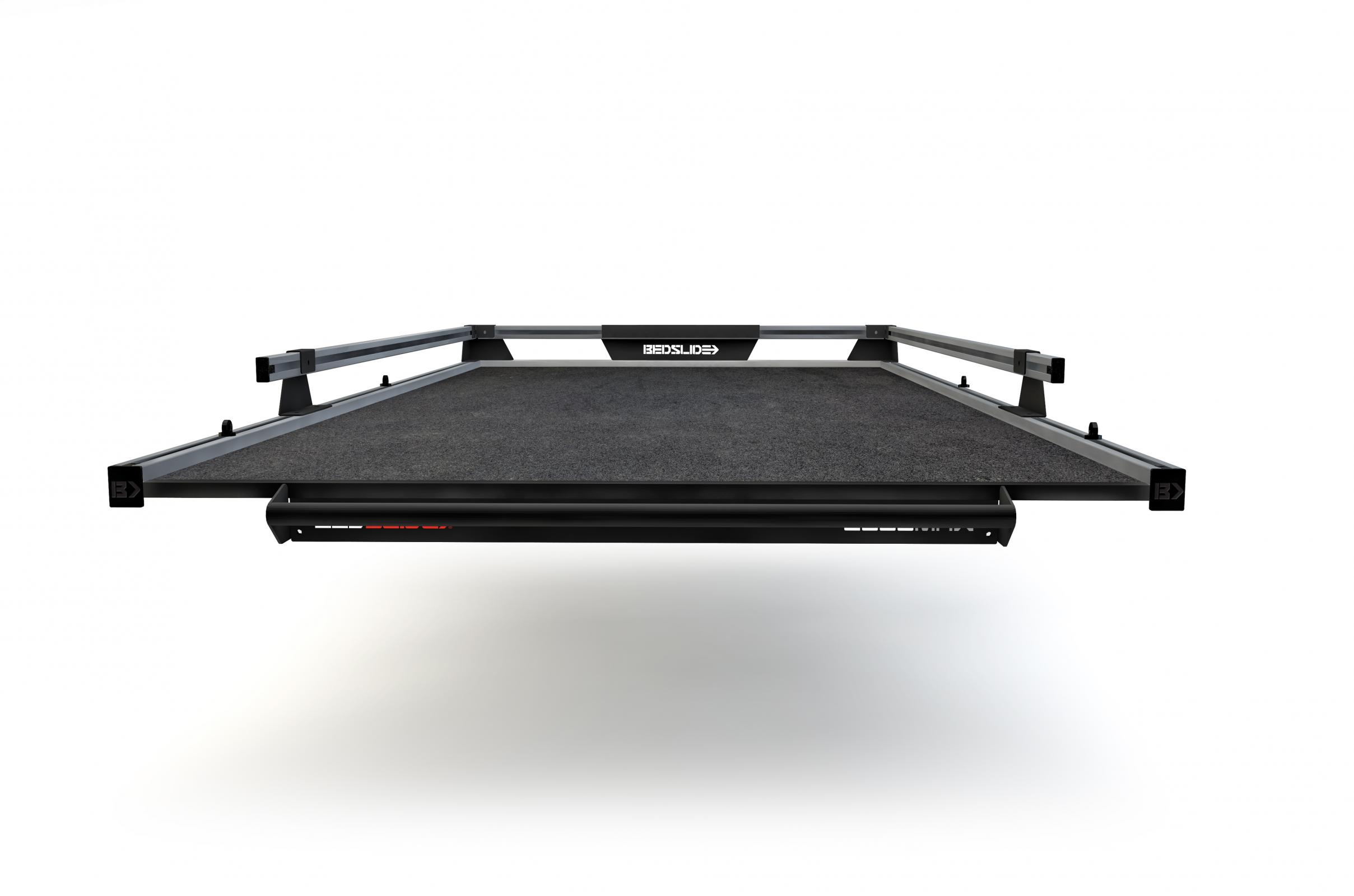 BedSLIDE 6 5 FT Short Bed Chevy/Dodge/Ford/Nissan/Toyota Full Ext 2000lbs Max 75X48 Inch