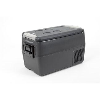Portable Fridge Freezer 31 Quart FF31 Gray Black Forest Black Forest