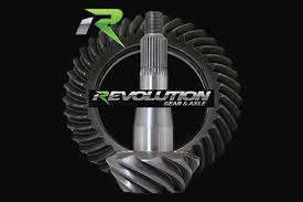 Revolution Gear and Axle