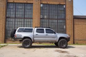 2005 2018 Toyota Tacoma Double Cab Roof Rack